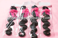 hair extensions packing plastic bags wholesales