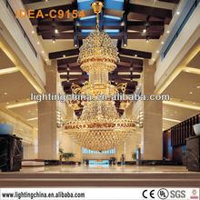 modern chandelier 2012,antique chandelier light,bronze chandelier light C9154-1000