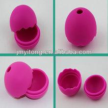 2013 new novelty Silicone ice ball cube tray,green mini ice ball