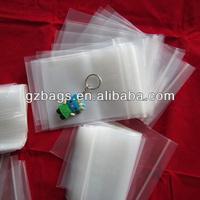 beads plastic packing bag