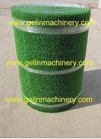 High quality best price gold rush grass mat