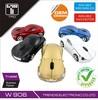 Bluetooth Mouse Ferrari Car Shape Wireless Mouse W906