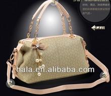H145 New retro women's handbag trendy shoulder ladies bag