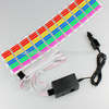 Hot selling many color available led light car sticker