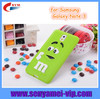 for samsung galaxy note 3 cute cartoon silicon case cover