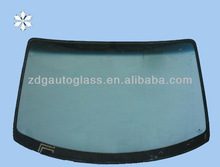 curved unbreakable auto glass