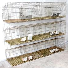 Wooden Rabbit Hutch, Rabbit Cage