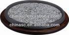 Natural Granite grill pan silicon egg turner