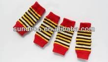 2014 top new pet leg warmer / xiboer pet socks