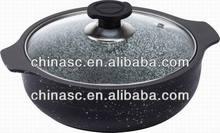 Granite Stone Sauce Pot chocolate pen