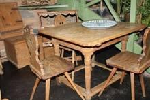 Antique Furnitures and Artscraft from Austria