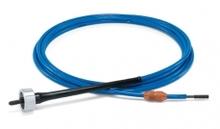 """Flexible Shaft, Wet Tube Cleaning, Nylon Casing for Tube I.D. 1/4""""-3/8"""""""