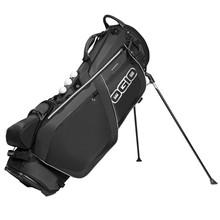 2014 Ogio Grom Stand Bag Carbon