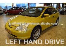 USED CARS - HONDA CIVIC 1.4 16V SPORT CAR (LHD 99146 PETROL)