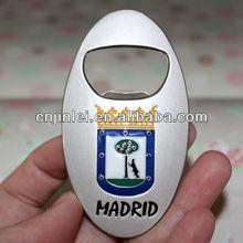 The London travel bottle opener,fridge magnet