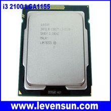 LGA1155 brand new cpu Desktop Intel core i3 CPU i3 2100 3.1GHz 3M Dual core i3 CPU