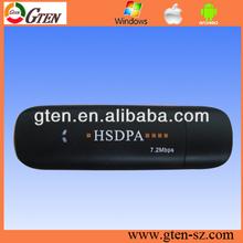 lowest price hsdpa usb sim card usb 3g wireless modem wireless modem 7.2Mbps