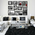 اللوحات الجدارية الحديثة الترويجية صورة الفن مع الاطار للديكور المنزل