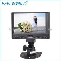 7 inch touch screen lcd monitor stand-alone monitors dvd player for car