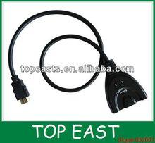 3D 1080p 3x1 hdmi switch Ver1.3 remote Cheap price CE FCC ROHS