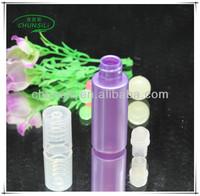 wholesale china PET 10ml empty custom roll on pet vietnam air travel bottle