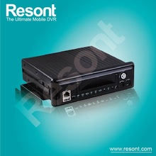 Resont Mobile Vehicle Bus Auto HDD 3G GPS backup car camera video recorder