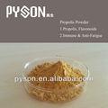100% natural propóleos de la abeja polvo/extracto de propóleo de suplemento de la nutrición