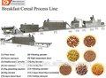 Cereales para el desayuno, copos de maíz línea de proceso para el sur de& américa del norte