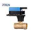 24v valve damper air actuated ball valve