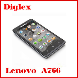 Lenovo A766 Wholesale China SmartPhone Android 4.2 Quad Core 1.2GHz Dual Sim With 5.0 inch FWVGA 3G WCDMA
