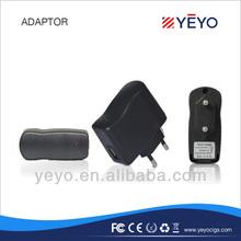 2014 Chrismas gift ego battery charger usb power adaptors e cigarette adaptor