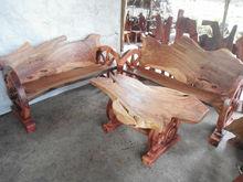 Wood Sofa Furniture