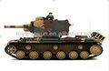 2014 venda quente elétrica 1:24 vstank escala modelo de tanque do rc do brinquedo