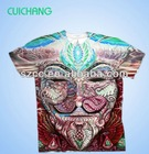All-Over Shirt Printing/ Full Color Shirts/ Sublimation printing t shirts Dye sublimation t shirt printing