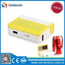 China Factory Powerful Charger With UV Polish Light 4400mAh Battery Power Bank