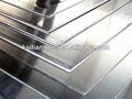 plaque en acier inoxydable laminé