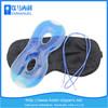 Satin promotional modern gel hot cold compress eye mask