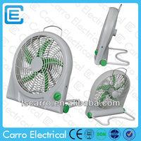Powerful electric hand fan handheld battery operated fan target plastic mini toy fan