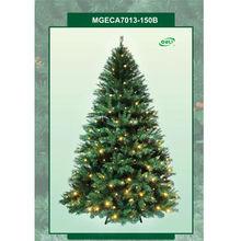 mapleleafคริสต์มาสต้นไม้ที่มีไฟled