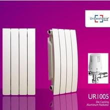 aluminum arc radiator designer electric heater
