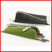 2014 New Design felt Pencil Cases
