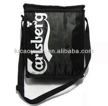 Pormotional wine bottle cooler bag