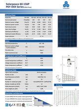 250w Solar panel Stock in Europe antidumping Free