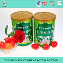 Made in China óptima proteína de suero de leche