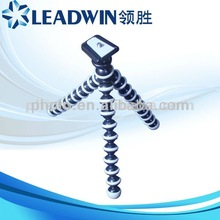 LW-TT19 Flexible Camera Tripod Flexible Leg Mini Tripod For Digital Camera and Phone