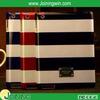 Striped MICHAEL KORS mobile phone case for IPAD 3 4 IPAD MINI