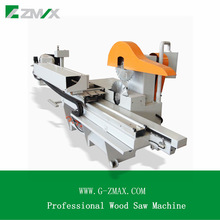 Automatic double cutting gang mill for saw mill
