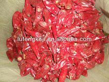 Dry Yidu Chilli Cutted Stem Good Quality