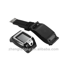 cheapest multimedia internet watch phone to make phone call with detachable strap MP4 video MP3 FM, SIM card