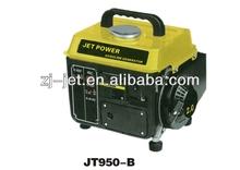450W small portable gasoline generator made in china tiger model